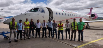 AERO CONSULTING Formations Aéronautiques et Management Qualité - Madagasikara Airways - Formation Facteurs Humains Part 145 et Formation SGS Training for Professionals Mod 1