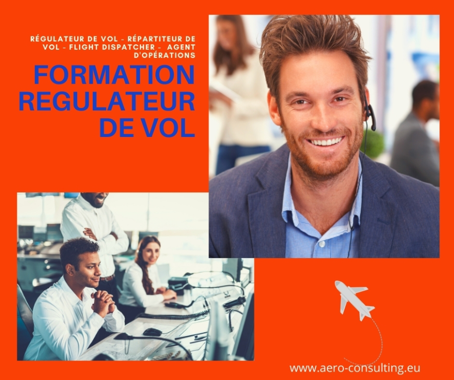 Aero Consulting Formations aéronautiques - Formation Régulateur de vol - Flight Dispatcher