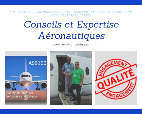Aero Consulting Formations aéronautiques - Conseils et Expertise Aéronautiques