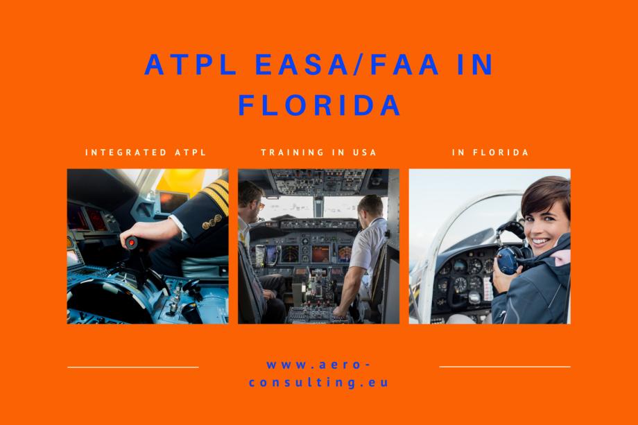 ATPL EASA/FAA en Floride - Formation théorique et pratique - Votre licence de pilote de ligne en Floride 25% moins cher - ATPL EASA/FAA in Florida 25% lower rates - ATPL EASA/FAA en Floride - Theorical and practical training - Votre licence de pilote de l