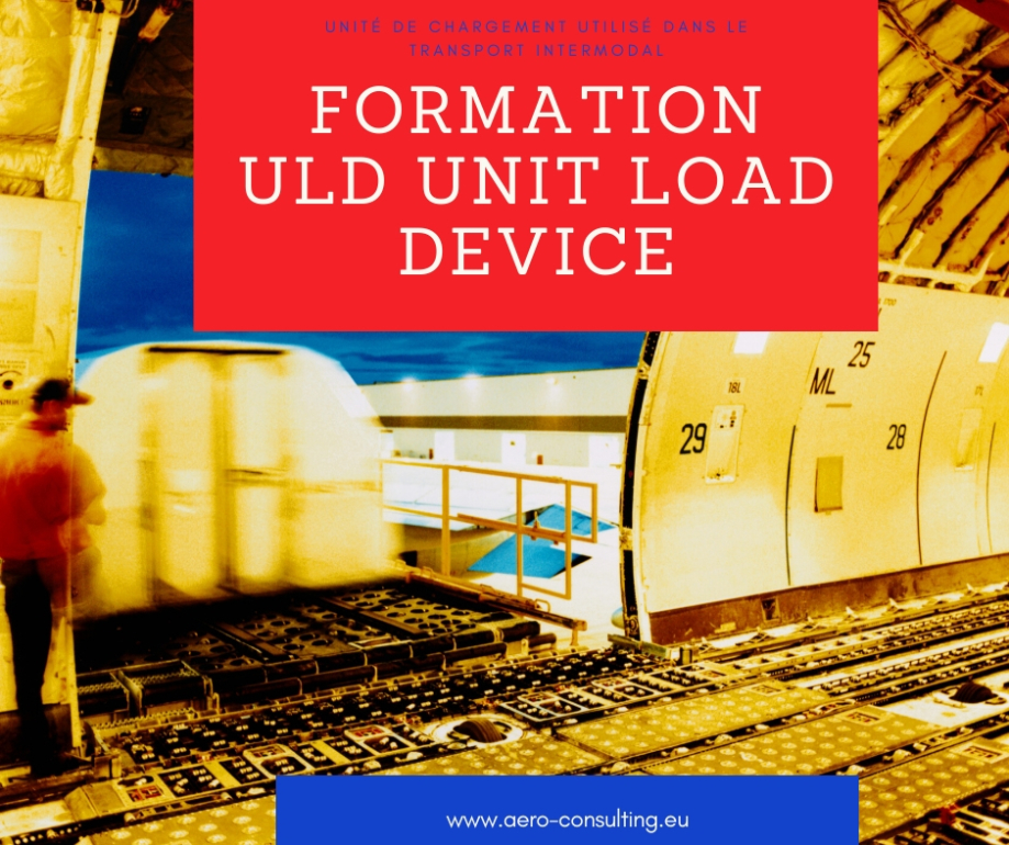 Aero Consulting Formation ULD Unit Load Device