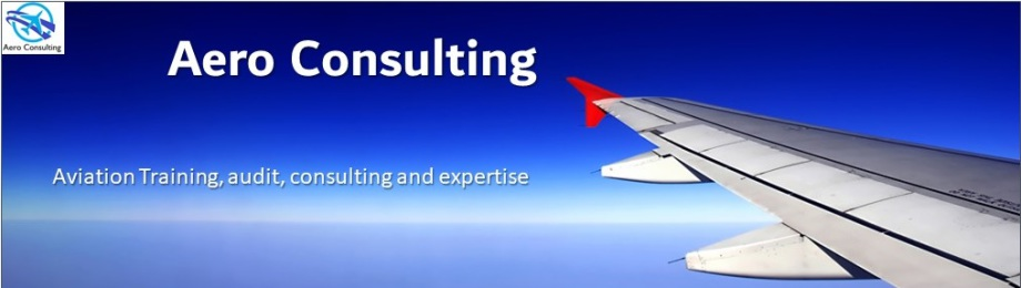 Aero Consulting  Aviation and Aeronautics Training, audit, Quality, Consulting and expertise