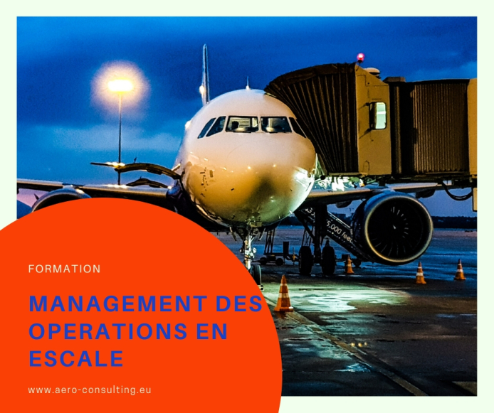 Aero Consulting Formation Management des Opérations en Escale