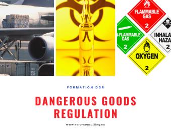 Formation DGR OACI/IATA : 1) Formation de Base Matières Dangereuses selon référentiel OACI/IATA DGR CAT 6 avec RRY du 25 au 29 janvier inclus : 5 jours 2) Formation de Base Matières Dangereuses selon référentiel OACI/IATA DGR CAT 6 sans RRY du 25 au 28 ja