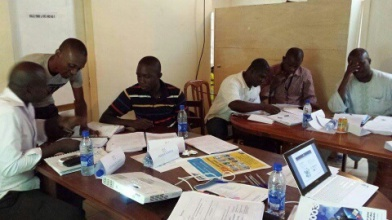 AERO CONSULTING Formations Aéronautiques - Formation in situ Glencore Oil fields Ltd (Tchad) - 2015