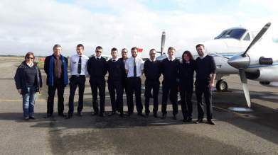 AERO CONSULTING Formations Aéronautiques - Formation EASA PART FCL pour mes élèves futurs pilotes de ligne MOD 10 AIR LAW à Aéropyrénnées