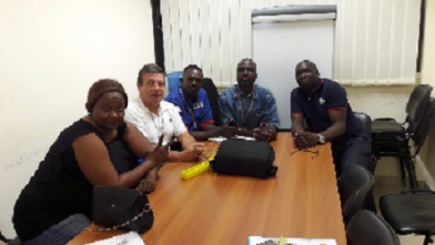 AERO CONSULTING Formations Aéronautiques - Formation SMS Training - Libreville 2016 - 2ème session