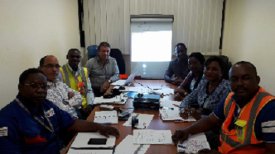 AERO CONSULTING Formations Aéronautiques - Formation SMS Training - Libreville 2016 - 1ère session