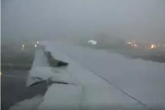 AEROCONSULTINGFormations Aéronautiques Techniques - Exemple de décollage d'un 767 par forte intempérie